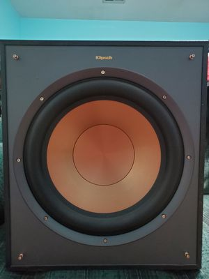 Klipsch reference series subwoofer for Sale in Mitchell, IL