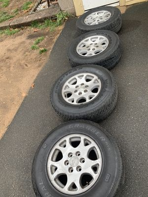 Chevy z71 wheels for Sale in Suffield, CT