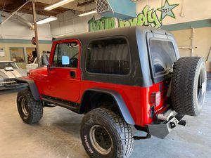 Jeep Yj parts for Sale in San Jose, CA