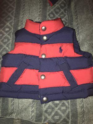 Baby Ralph Lauren vest for Sale in Elizabeth, NJ