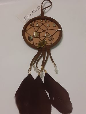 New 6pairs earrings on dreamcatcher for Sale in Yonkers, NY