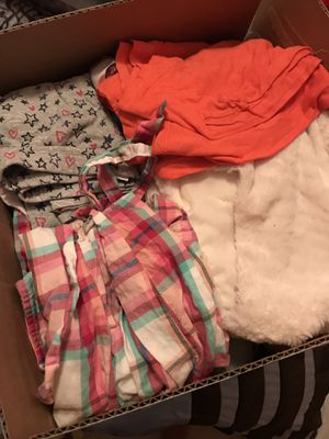 Size 10/12 girl clothes for Sale in Centreville, VA