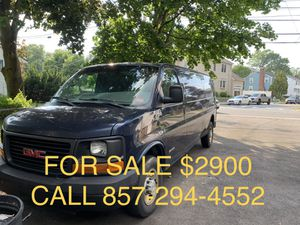 2007 3500 SERIES CHEVY EXPRESS EXTENDED CARGO VAN for Sale in Malden, MA