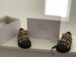 Burberry children's shoes authentic for Sale in Lithonia, GA