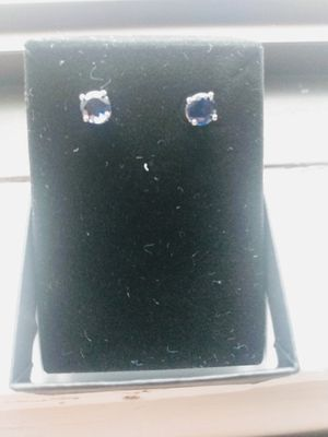 Sapphire Earrings for Sale in St. Louis, MO