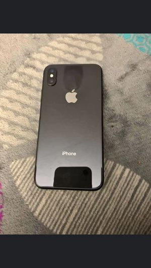 iPhone X max for Sale in St. Louis, MO