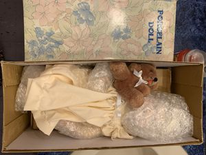 Porcelain Doll for Sale in Cleveland, OH
