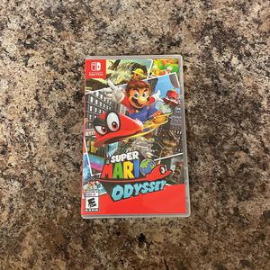 Super Mario Odyssey Nintendo Switch for Sale in Phoenix, AZ