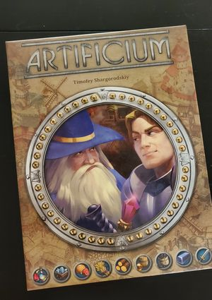 Artificium board game for Sale in Tempe, AZ