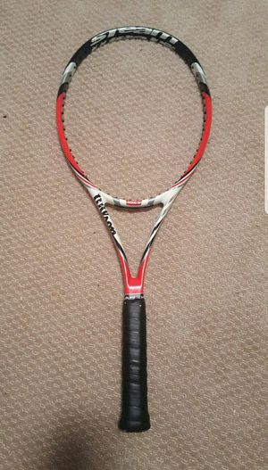 Wilson steam 105s tennis racket racquet for Sale in Happy Valley, OR