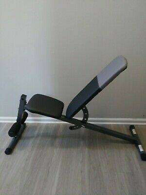 Weider Adjustable Slant Bench New for Sale in Orlando, FL