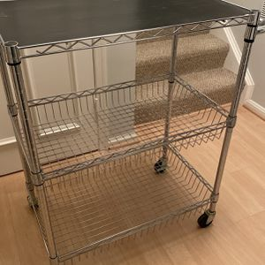Laundry And Storage Cart for Sale in Alexandria, VA