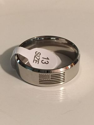Men's Fashion Ring Sz13 for Sale in Gastonia, NC