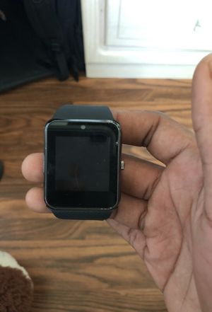 Apple/ android Bluetooth watch for Sale in Raleigh, NC
