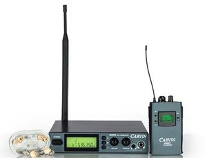UHF EM900 pll stereo/mono in ear monitor system for Sale in Lincoln Acres, CA
