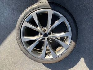 Pirelli Scorpion Verde All Season with Ford Edge OEM Wheels - $500 for Sale in Lincroft, NJ