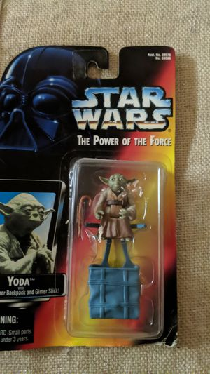 Star Wars Power of the Force Yoda Action Figure for Sale in Visalia, CA