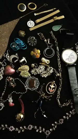 Misc. Costume Jewelry for parts/repairs for Sale in Warren, MI