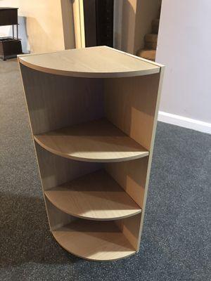 Corner book shelf for Sale in Farmington Hills, MI