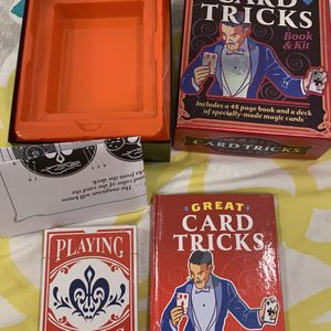 NEW Set Magic Card Tricks Book Kit Deck Cards Kids Adults for Sale in Brooklyn, NY