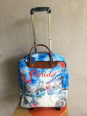 New travel bag carry on size for Sale in Clearwater, FL