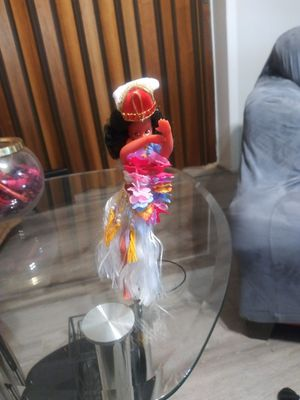 Vintage Hawaiian Hula Doll with stand for Sale in Denver, CO