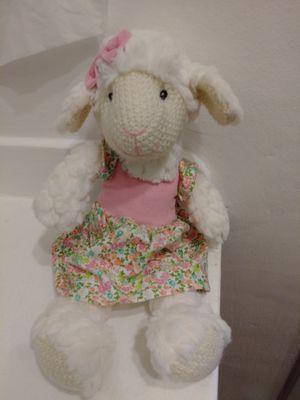 Lamb Stuffed Animal for Sale in Coronado, CA