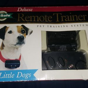 Remote Trainer For Little Dogs Never Been Used for Sale in Los Angeles, CA