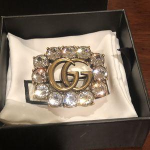 Designer Brooch GG Marmont for Sale in Fairfax, VA