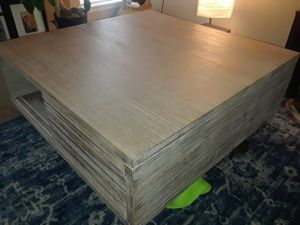 Coffee table + bookshelf **Negotiable** for Sale in Humble, TX