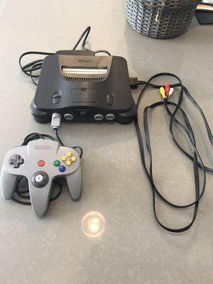 1996 Nintendo 64 console for Sale in Tampa, FL