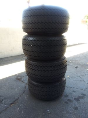 Golf cart tires and rims for Sale in City of Industry, CA