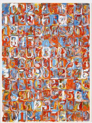 Albright-Knox art gallery in buffalo New York with number in color for Sale in Los Angeles, CA