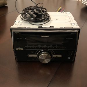 Pioneer FH-X700BT Double Din Stereo for Sale in Pico Rivera, CA