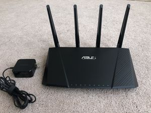 ASUS AC 2400 RT-AC87U Router for Sale in Aurora, IL