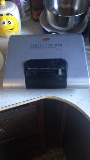 George Foreman grill for Sale in Bedford, VA