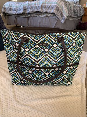 Vera Bradley tote (Rain Forest) for Sale in Queen Creek, AZ