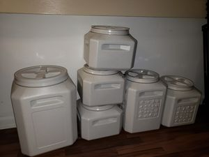Waterproof storage containers for Sale in Miami, FL