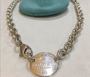 Authentic Tiffany and Co chocker necklace for Sale in Fairfax, VA