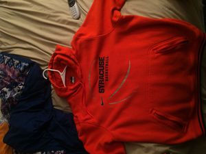 Syracuse hoodie great jacket XL for Sale in Columbus, OH