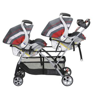 Baby Trend Double Snap-N-Go Stroller for Sale in Lakewood, OH