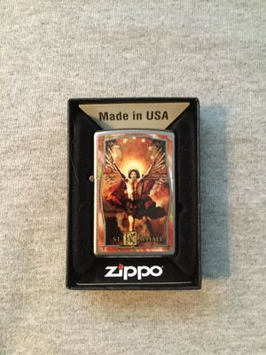 Rare limited edition Archangel Raphael Zippo lighter. for Sale in Campbell, CA