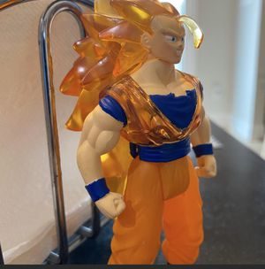 "Dragon Ball Z Super Saiyan Goku Action Figure 5"" for Sale in Fayetteville, NC"