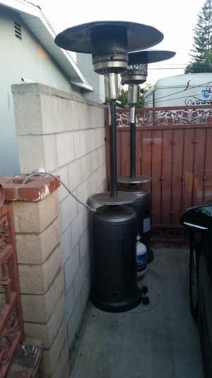 Outdoor heaters for Sale in West Covina, CA