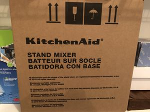 Kitchen aid stand mixer for Sale in Annapolis, MD