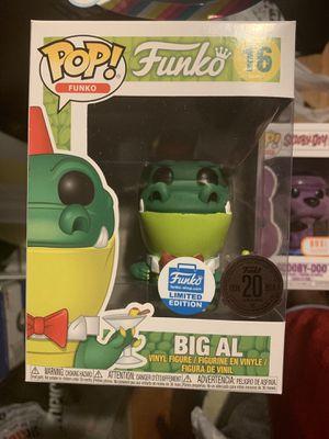 Big Al Funko POP for Sale in Morton Grove, IL
