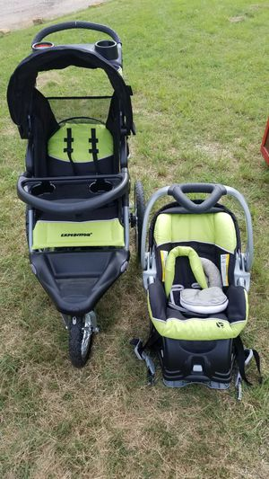 Infant car seat and stroller for Sale in Little Elm, TX