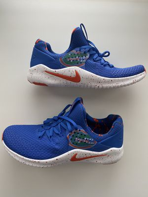 NIKE FREE TR 8 FLORIDA MENS TRAINING SHOES SIZE 10 GATORS NCAA for Sale in Lewisville, TX