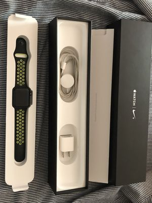 2nd gen. Nike Apple Watch for Sale in Frederick, MD
