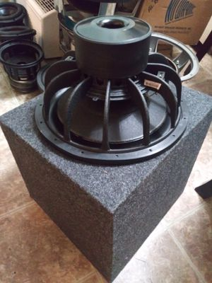 Re audio 15 inch for Sale in Hayward, CA